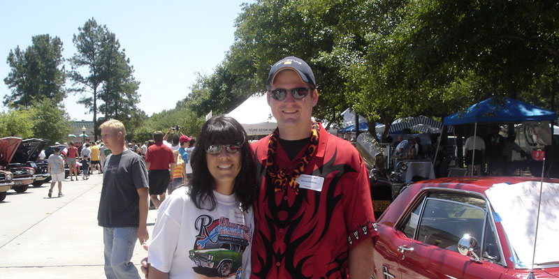 Kingwood Car Show