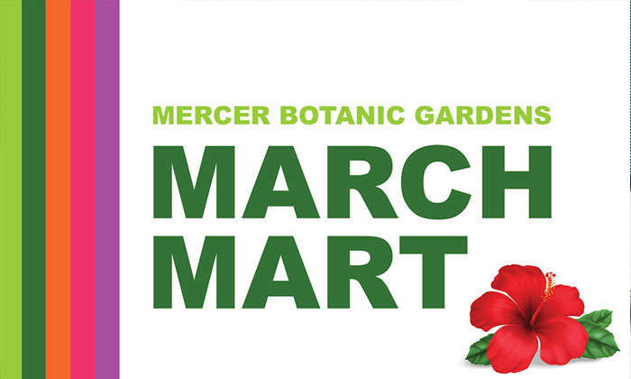 Mercer Gardens Announces March Mart