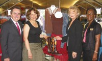 ABWA and Dillards Show How to Do Business in Style
