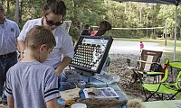 Registration Now Open for Jr. Ranger Camp at Kickerillo-Mischer Preserve