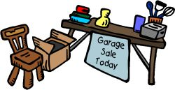 Clearing the Clutter: Yard Sales in Kingwood
