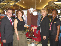 American Business Women's Association Partners with Dillard s Deerbrook to Host Holiday Fashion Show