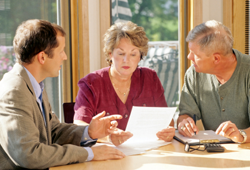 finding a financial planner