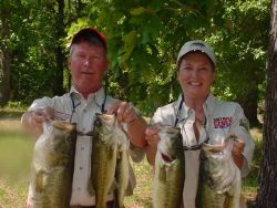 Kingwood Couple Reels in Awards at Fishing Tournament