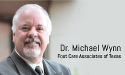 Dr. Michael Wynn: Bringing Light to the Sole