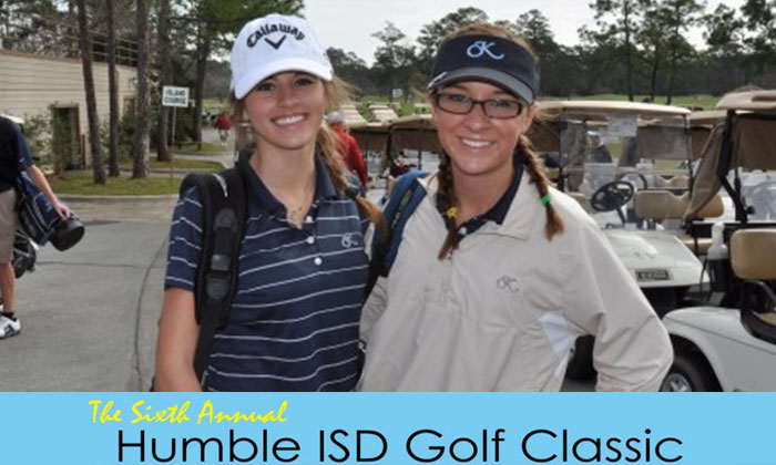 Support Our Schools at the 6th Annual Humble ISD Golf Classic