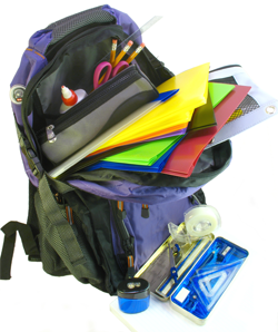 Operation Backpack: A School Supplies Drive