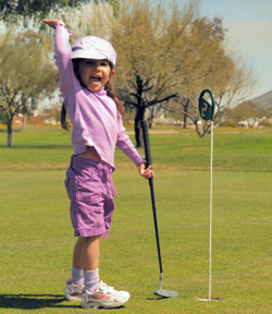 Girls Invited to Learn About Golf at LPGA-USGA Girl Golf Day