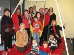 Womens Council of Realtors Tours Including Kids
