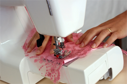 Parent & Child Sewing Classes Offered at May Community Center