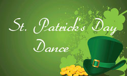 Harris County Precinct 4's Senior Adult Program  Hosts a St. Patrick's Day Dance