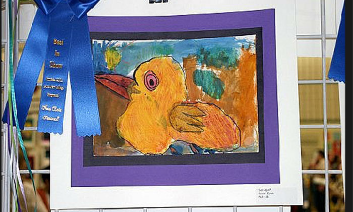 HISD Fine Arts Festival at Lonestar College Kingwood