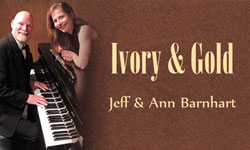Musical Duo Ivory&Gold® to Perform at LSC-Kingwood