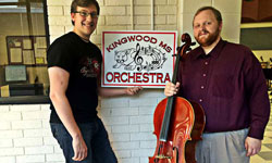 Kingwood Park and Kingwood Middle School Orchestras Partner for Fundraising Spirit Night