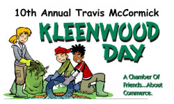10th Annual Kleenwood Day January 26th