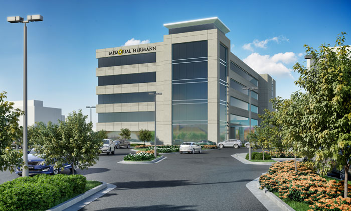Memorial Hermann Northeast Unveils Renderings of New Tower