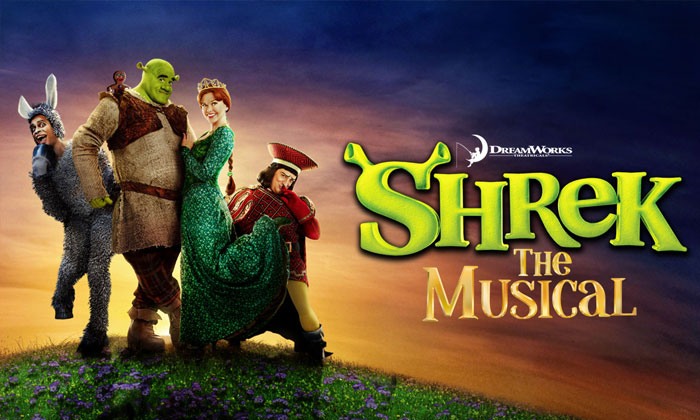 Harris County Precinct 4's Senior Adult Program Invites Seniors to Shrek the Musical